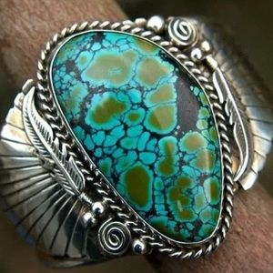 Jewelry - RESTOCKED 925Silver FilledNatural FashionTurquoise